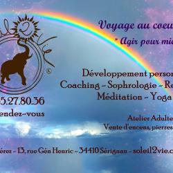 Carte de visite Soleil2vie