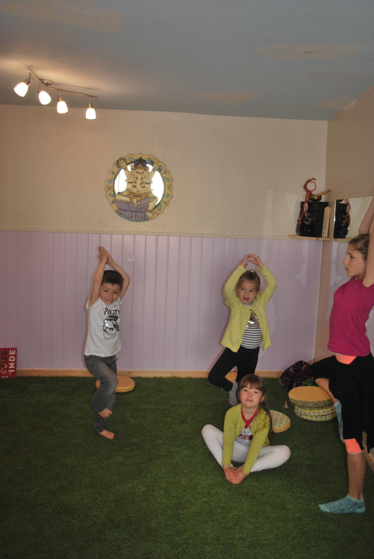 Sophro-Yoga Enfants - Soleil2vie