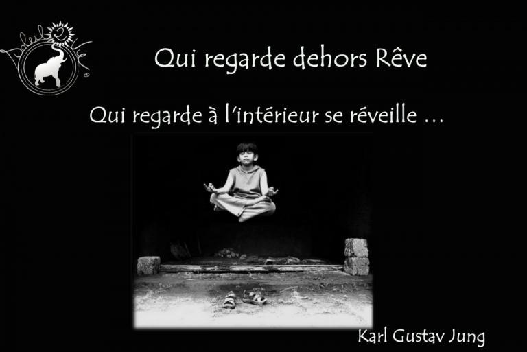 Karl Gustav Jung par Solei2Vie®