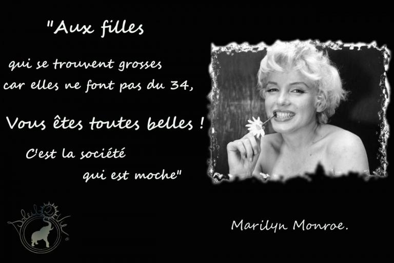 Marilyn Monroe par Soleil2Vie