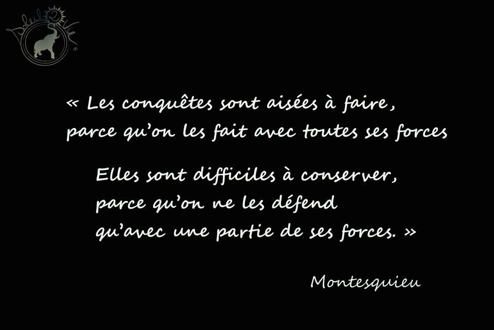 Montesquieu - par Soleil2vie
