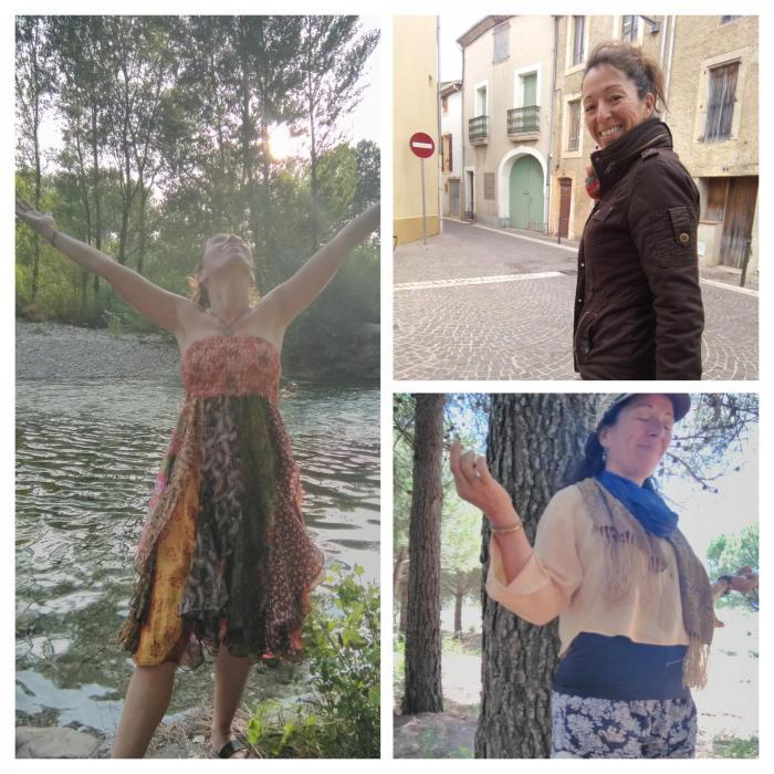 Céline Pérez - Sophrologue et professeur de yoga