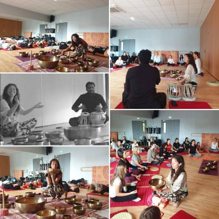 Voyage sonore et sonorité indienne avec Zafer