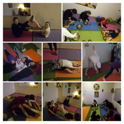 Sophrologie et yoga enfants Sérignan