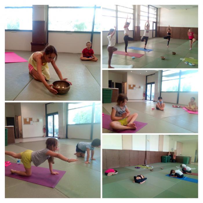 Sophro - Yoga Enfants Sérignan