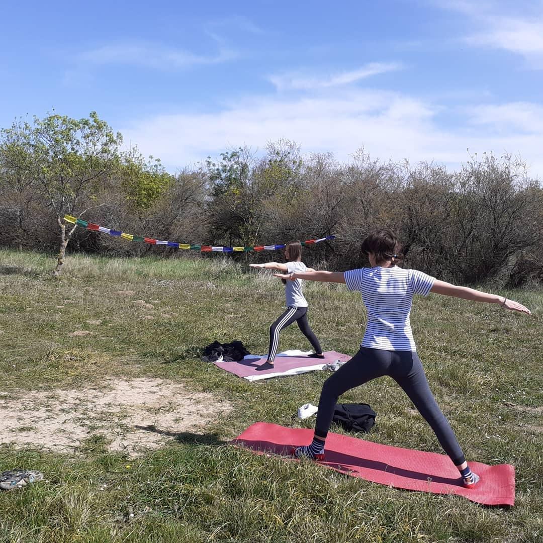 Sophro-Yoga  Ados (à partir de la 6°) au coeur de Dame Nature