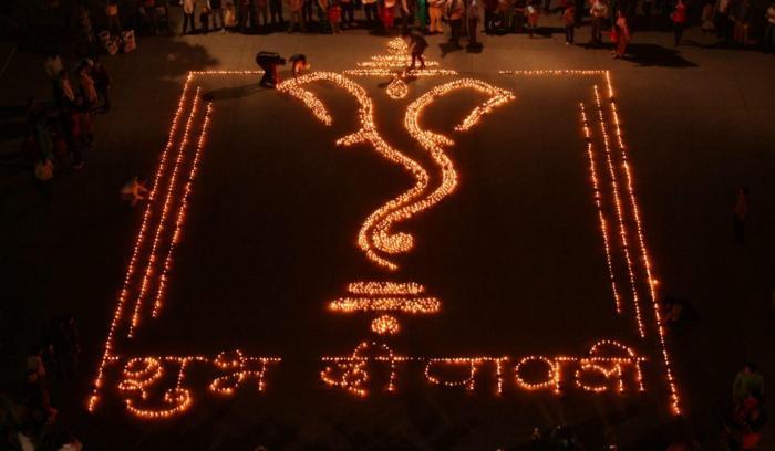 Diwali Ganesh