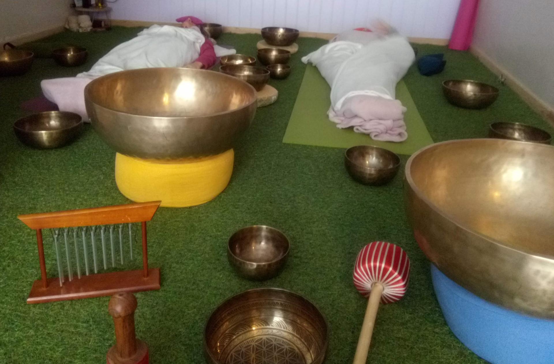 bains sonore - bols chantants