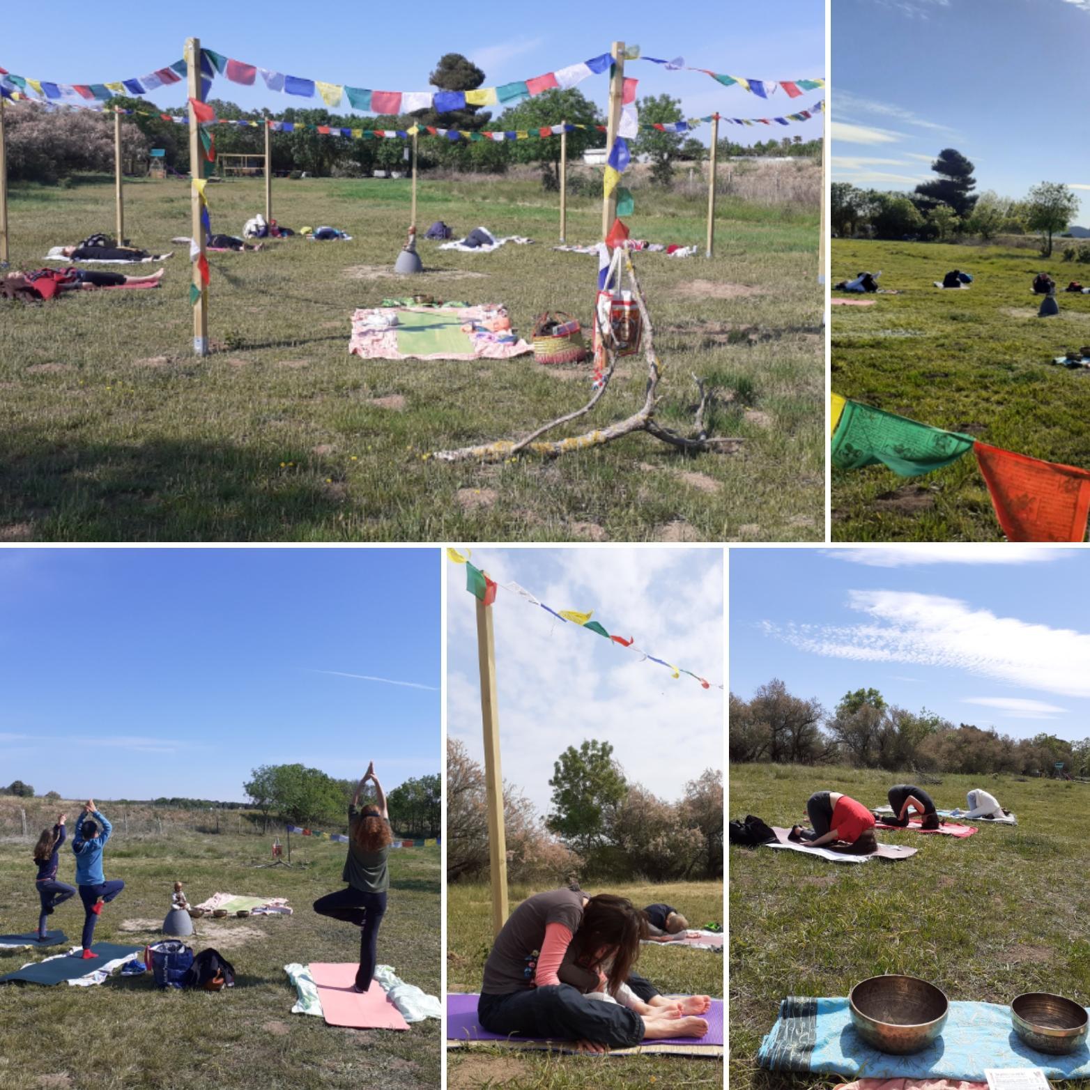 Yoga adultes ados enfants familles